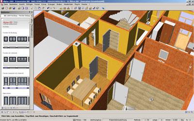 Visualisieren mit allplan handelsvertretung allplan for Innenraumplanung software