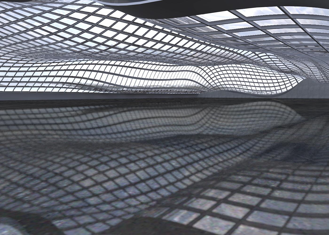 Fassaden Strukturen Parasolid