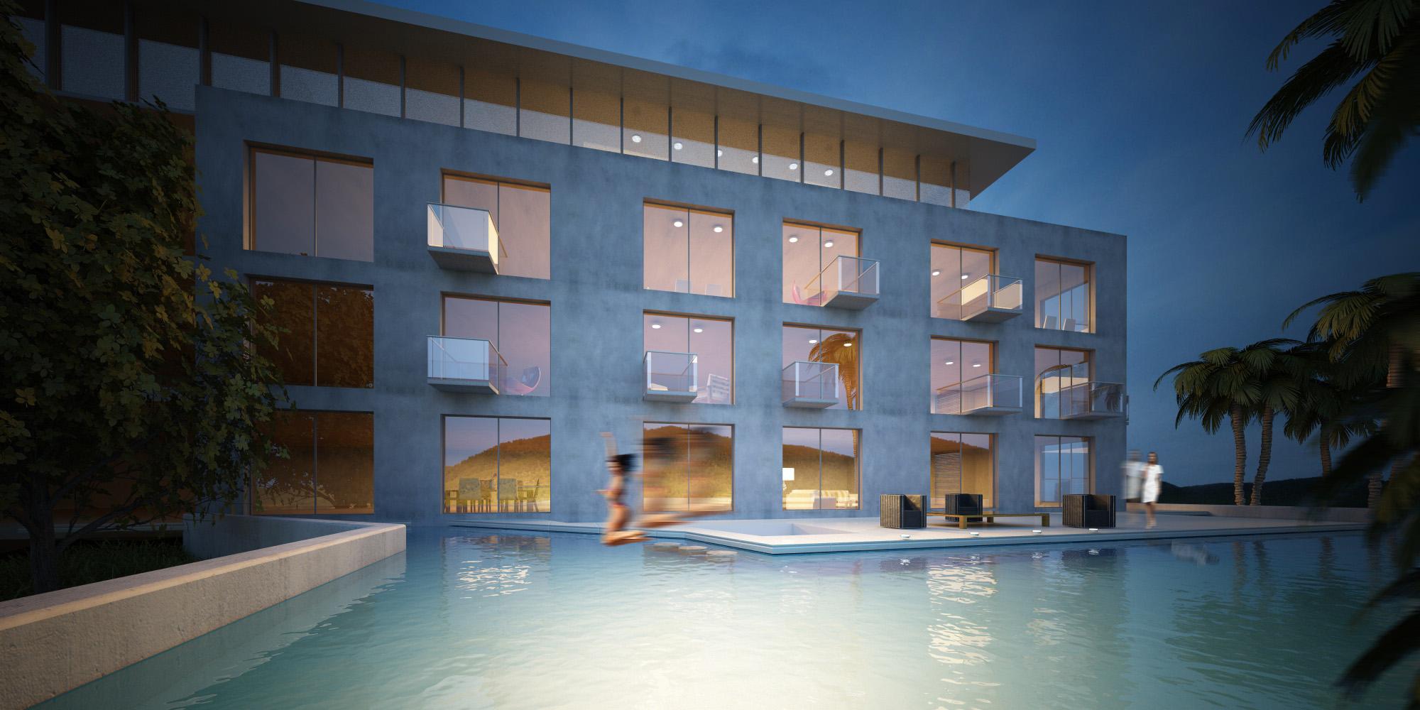 Workshop cinema 4d release anwendung architektur for Cinema 4d architektur