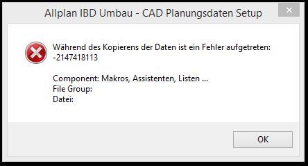 IBD Installation