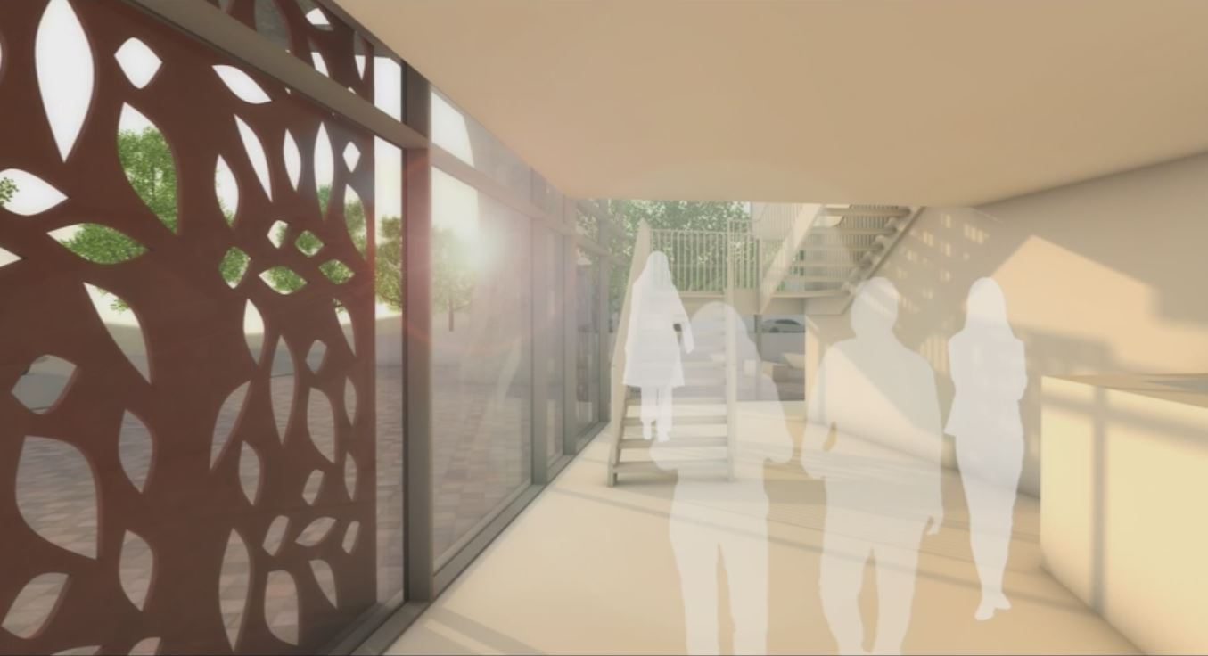 Allplan Ambient Occlusion