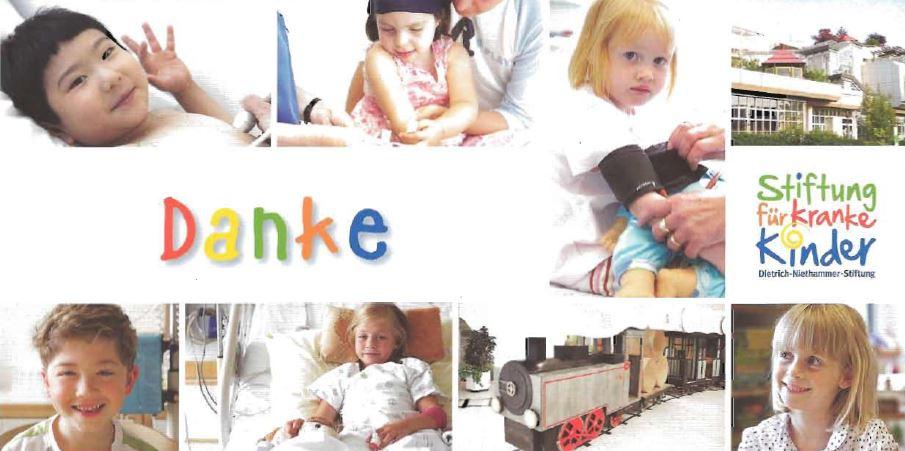 Stiftung Danke