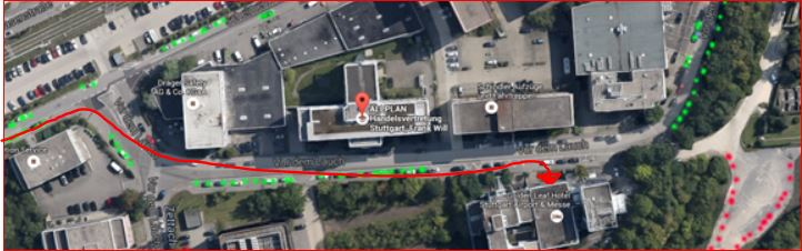 Schulung um 8.45 Uhr Ankunft für Parkplatzsuche einplanen !