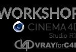 Workshop-C4D-Vray