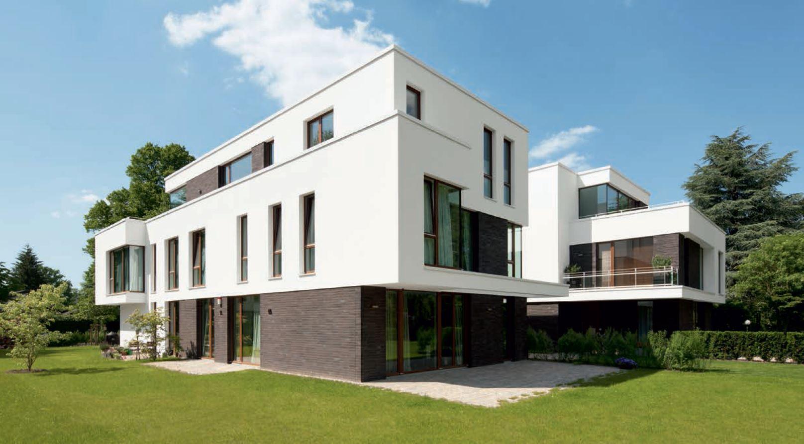 stadtvillen in othmarschen hamburg bn architekten hamburg handelsvertretung allplan. Black Bedroom Furniture Sets. Home Design Ideas