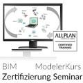 ALLPLAN BIM Modeler Zertifizierung