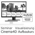 CINEMA 4D Grundkurs Visualisieren für Planer