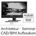 ALLPLAN CAD & BIM Architektur Aufbaukurs